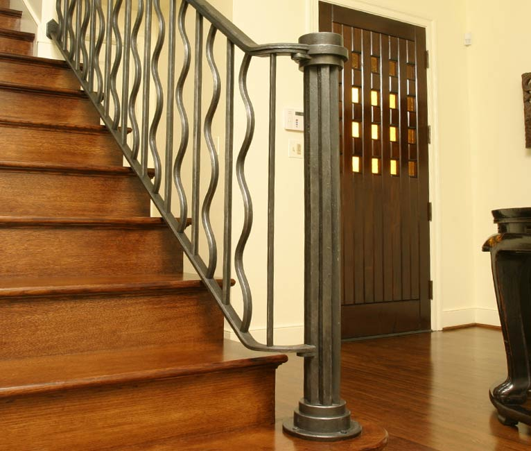 Handrails For Stairs Interior The Best Inspiration