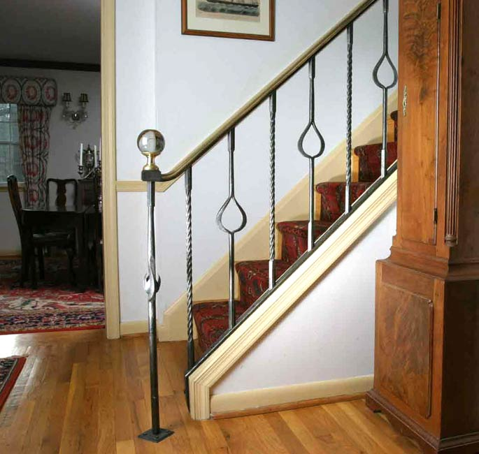 2448 Jpeg 2236 Kb Interior Stair Railing Interior Railings Stair